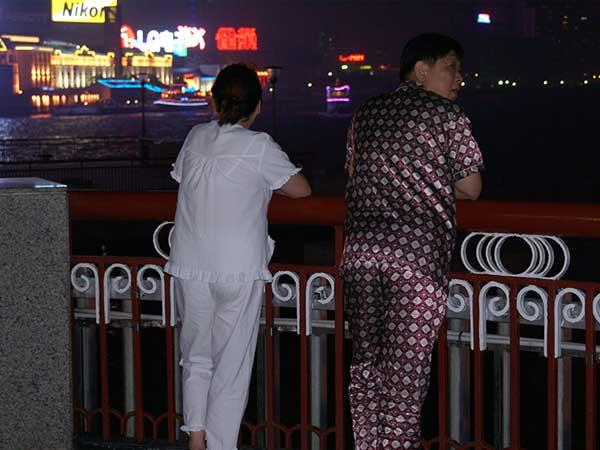 jammies in Shangha