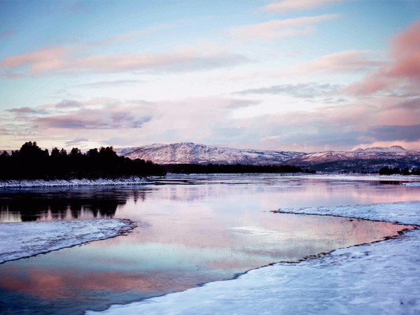 Stunning Alta, Finnmark, Norway. Photo by Danielle Conyers